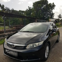 Honda Civic, 2011, PCU