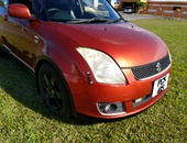 Suzuki Swift, 2007, PCK