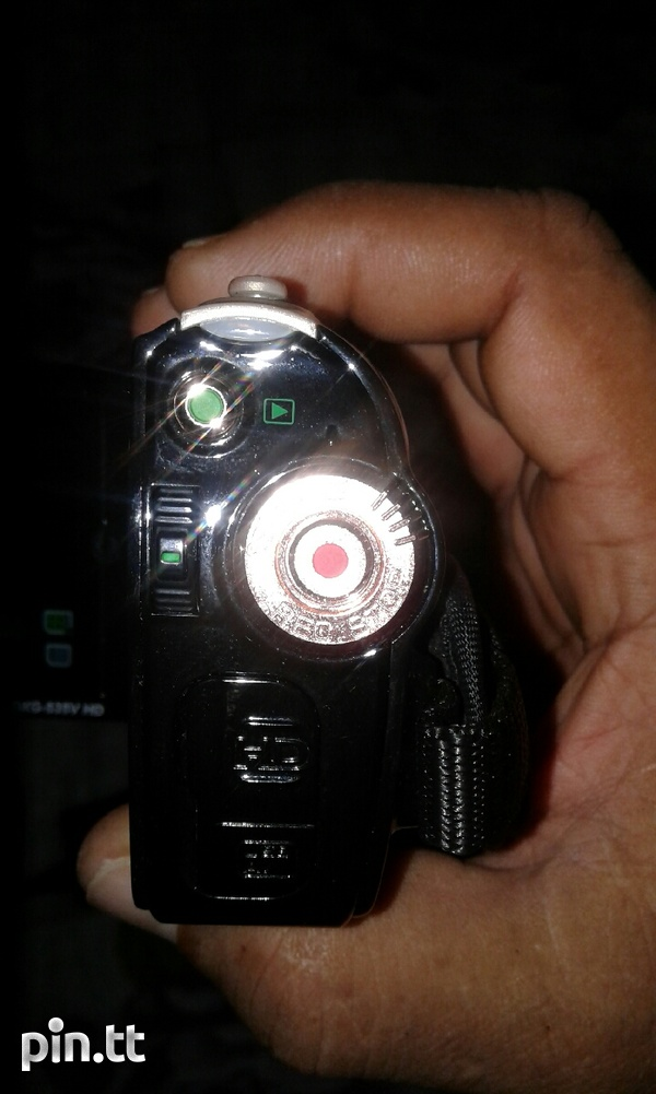 Used camcorder like new-8