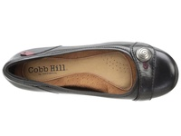 Cobb Hill black leather flats by New Balance