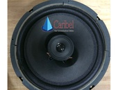 8 inch Co-axial P.A. speaker with a transformer