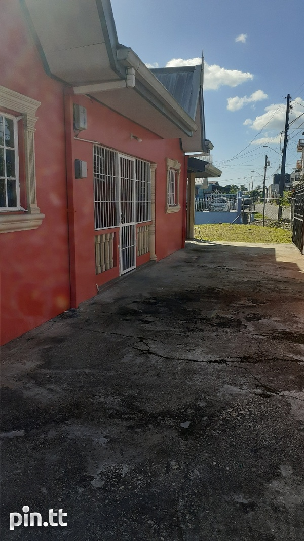 Couva 3 Bedroom Income Property-4