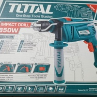 Total 1/2 inch 850W Hammer Drill