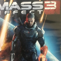 Brand New Mass Effect 3 for Xbox 360.