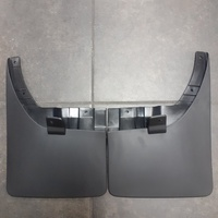 Nissan NP300 Rear Mud Guards