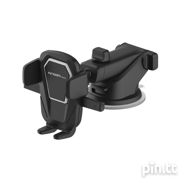 Cell Phone Car Mount With Telescopic Arm-2