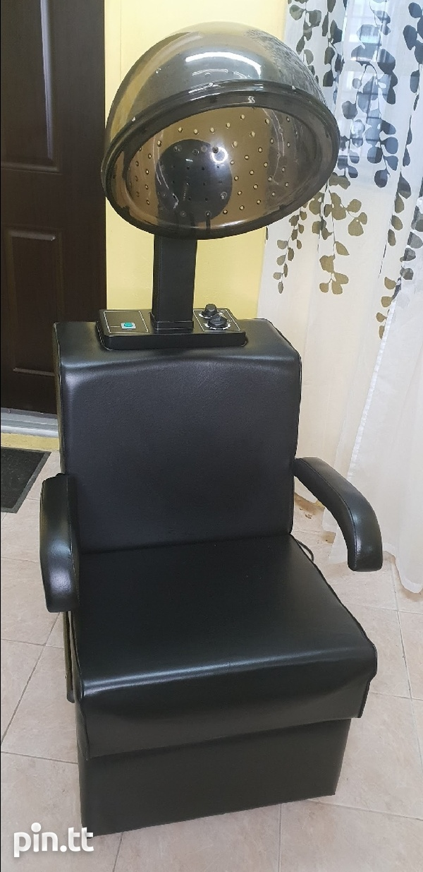 Built In Dryer With Chair-3
