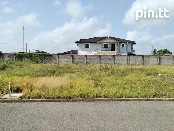 Endeavour, Chaguanas - Freehold, Approved Land-1