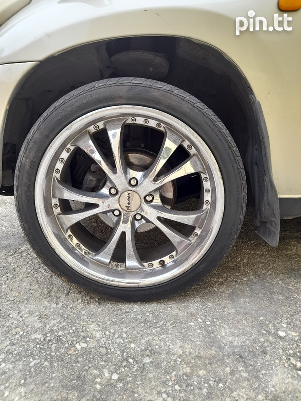 Rim and Tyres-1