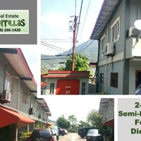 Semi-Furnished 2 Bedroom Townhouse in Diego Martin