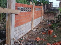 Perimeter walls and fences