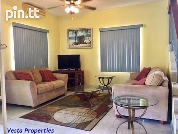 Fully Furnished And Equipped 3 Bedroom Townhouse-1