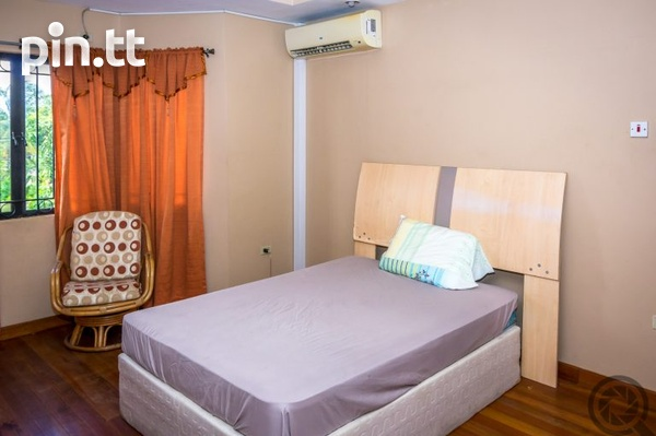 Fully Furnished Valsayn Two Bedroom Apartment-12