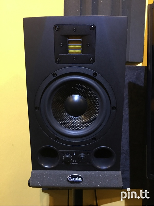ADAM A7X Studio Monitors-1