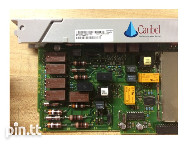 Nortel Digital Trunk Interface Cartridge-3