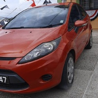 Ford Fiesta, 2012, PCT