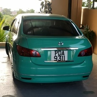 Nissan Sylphy, 2014, PDA