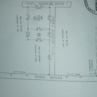 Land -Two approved Lots, Indian trail, Couva near to the Hospital