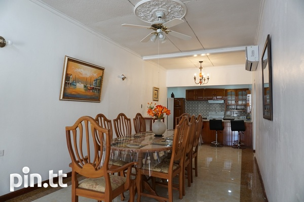Valsayn Apartment with 3 Bedrooms-6