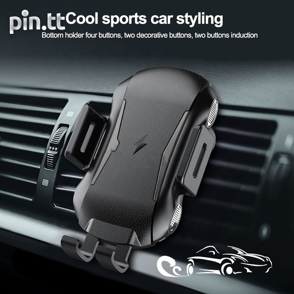 Auto Style Car Wirless Charger-1