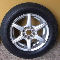 RIMS AND TYRES universal 5 hole