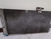 Used Mercedes condenser and dryer bottle