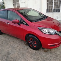 Nissan Note, 2018, Roll on / Roll off unregistered