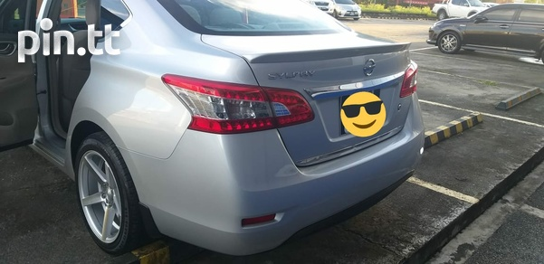 Nissan Sylphy, 2016, PDW-6