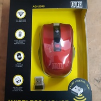 Agiler Wireless Mouse - Rubber Coating