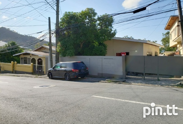 Diego Martin Detached 2 Bedroom Townhouse-2