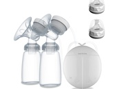 New In Box, Double Electric Breast Pump including Milk Storage Bags