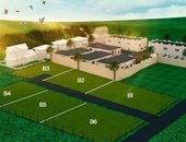 Prime South plots near Palmiste And Gulf View in gated community.