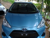 Toyota Aqua, 2016, unregistered g model