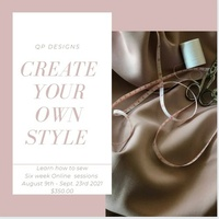 Learn to Sew Online Course