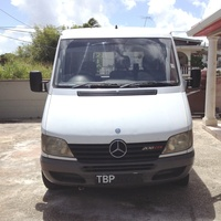 Mercedes Benz Sprinter, 2002, TBP