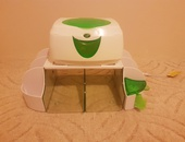 Munchkin Wipe Warmer and Diaper Duty Organizer