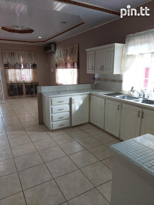 Chaguanas 3 Bedroom Unfurnished House-5