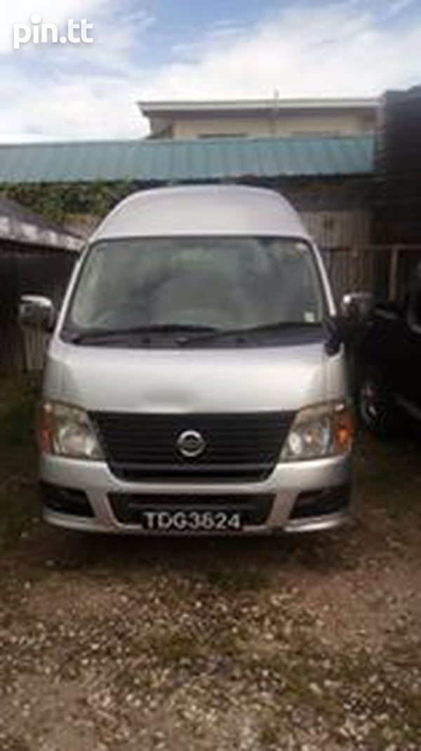 Nissan Caravan E25 Fully Loaded-1