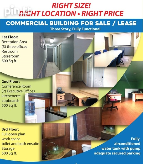 Commercial Space 111 Belmont Circular Rd | POS-1