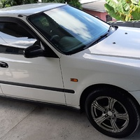 Honda Civic, 2000, PBP