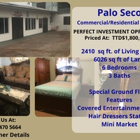 Palo Seco Residential/Commercial Investment