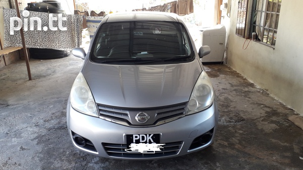Nissan Note, 2009, PDK-3