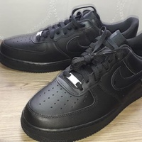 Great value Nike Air Force 1 Black