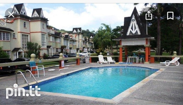 The Greens Maraval Condo Unit with 2 Bedrooms-1
