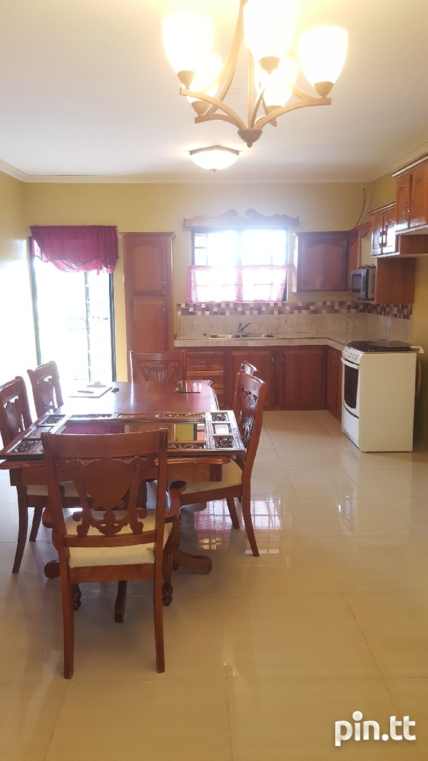 COSY 1 BEDROOM UNFURNISHED APARTMENT KELLY VILLAGE CARONI-3