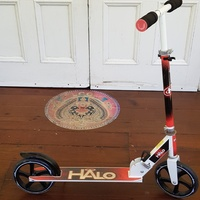 Halo scooter for 5-12 years old kids