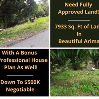 Fully Approved Arima Land with Bonus House Plan