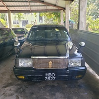 Toyota Crown, 1995, HBO