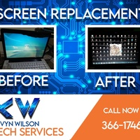 Laptop Screen Replacement