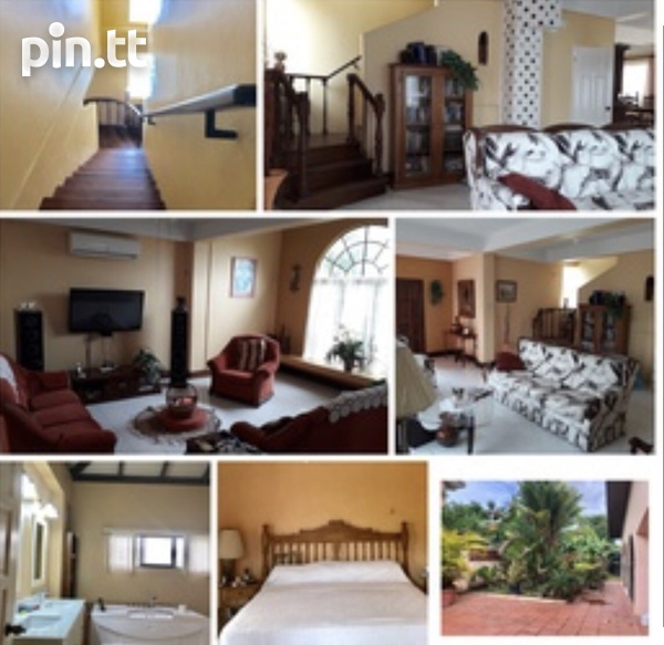 Arima Furnished Home with 3 bedrooms-2